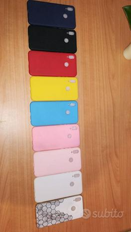 9 cover Huawei P20 lite + cover Galaxy S5 neo