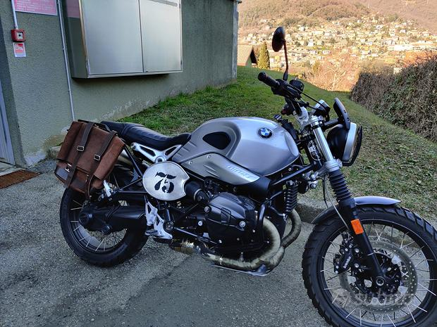 BMW R Nine Scrambler Custom