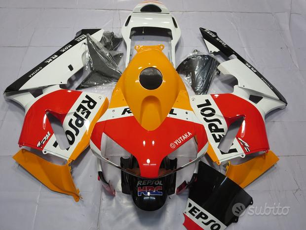 Carene abs compatibili Honda Cbr 600 RR 2003 2004
