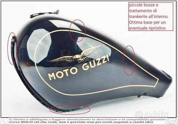 Serbatoio benzina Moto Guzzi 750 club 98 01