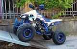 NUOVO QUAD MONSTER WELL 125cc R7 BIANCO