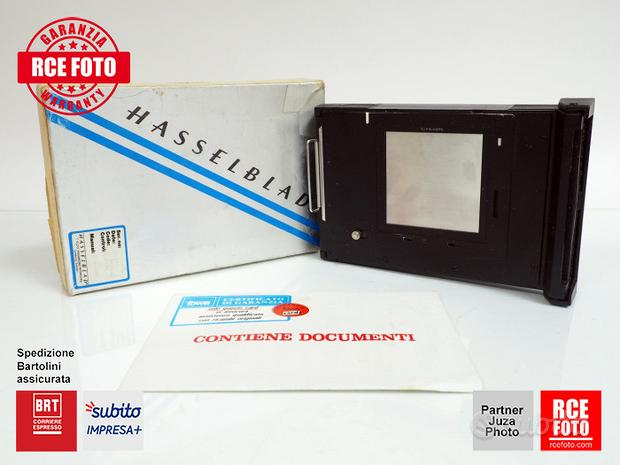 Hasselblad Dorso Polaroid (B)