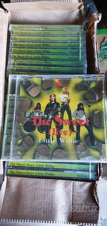 Stock cd musicali