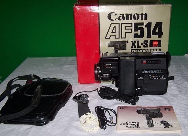 Cinepresa Canon AF514XL