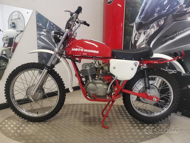 Moto Morini Corsaro Country 125