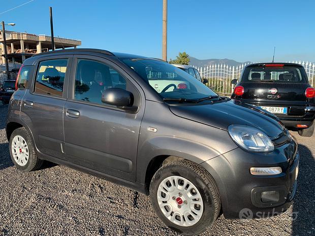 Fiat Nuova Panda 1.2bz S&S 69cv Euro6D Lounge 2019