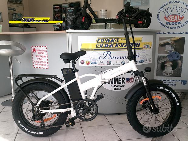 Bici elettrica Z-Tech 750w / Rata da 79 euro