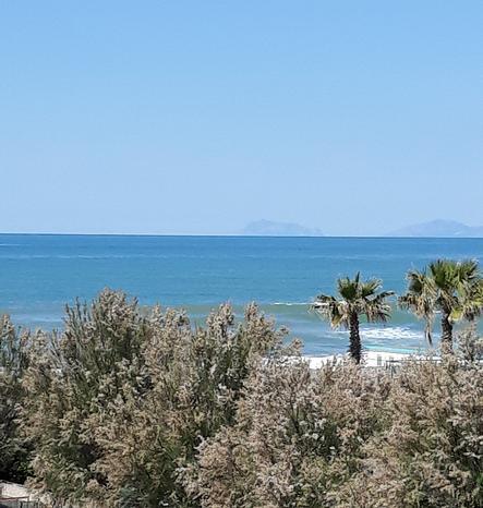 Hotel vista mare in spiaggia costa sud salerno