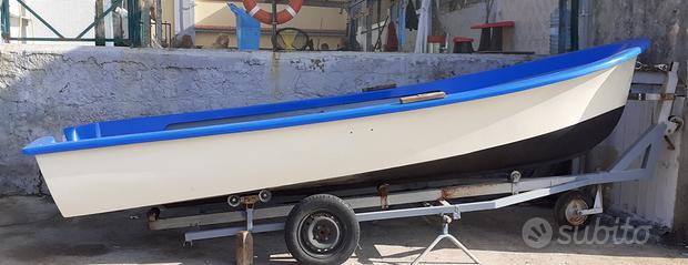Barca Punta Licosa m.4,90