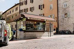 Gelateria a Trento