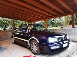 VOLKSWAGEN Golf 3 cabrio 2.0 8v