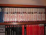 Videocassette vhs serie corriere della sera