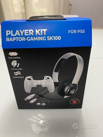KIT Raptor-Gaming SK100 per PS5