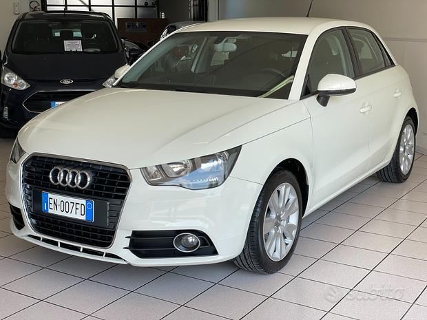 Audi A1 SPB1.2 TFSI - UNICOPROPRIETARIO - 2012