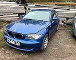Ricambi BMW E87 E81 serie 1 2009 n47d20a