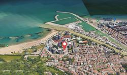 Pesaro mare app.to vacanze/lavoro 2/6 posti letto