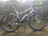 Montaggio kit e-bike
