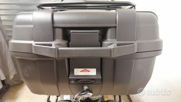 Bauletto kappa KGR52 52 litri monokey e accessori