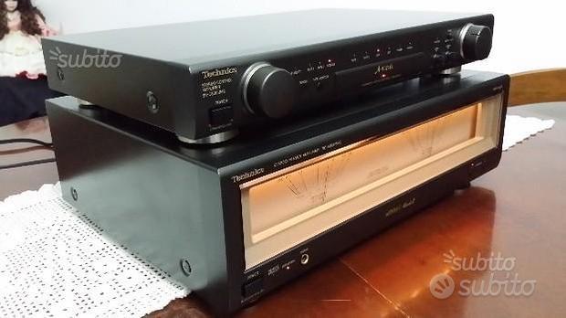 Technics SE-A900SM2 + SE-C800UM2