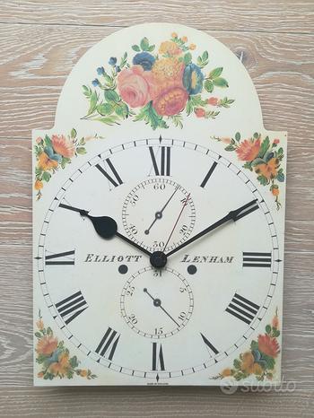 Orologio da parete inglese