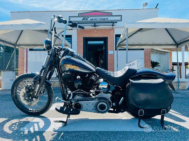 Harley-davidson Cross bones 25000km