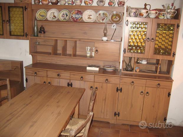 Cucina Vintage in formica