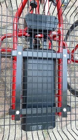 Triciclo per adulti elettrico
