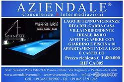 TENNO VISTA LAGO Villa BB 10 Appartamenti Piscina