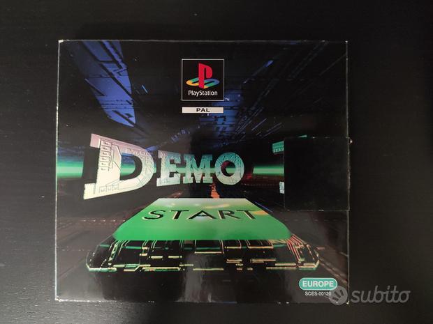 Demo disc Playstation 1