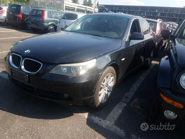 BMW Serie 5 2003-2007 530d 4 Porte Diesel