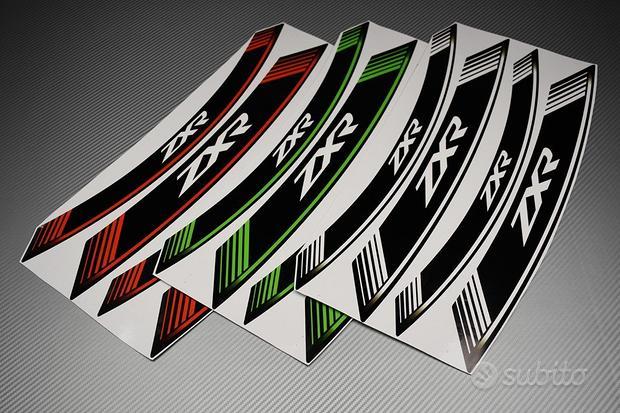 Strisce Adesive per Cerchi - Modello ZXR