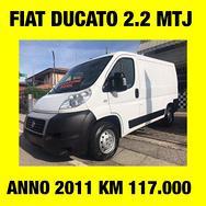 Fiat ducato 117000 km anno 2011