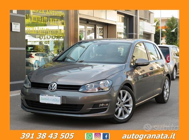 Volkswagen Golf 1.6 TDI 110CV HighLine Executive B