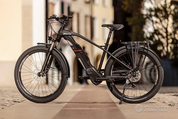 E-bike Fantic living 90nm nuova