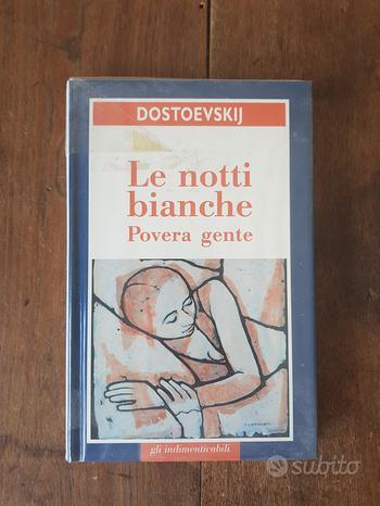 Le notti bianche, romanzo di Dostoevskij