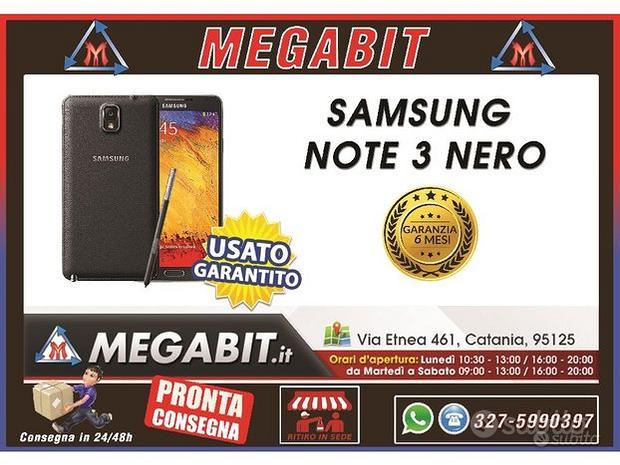 Samsung note 3 nero
