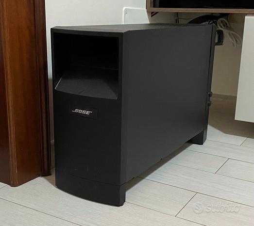 Bose Acoustimass 10 III 5.1 Impianto Home Cinema
