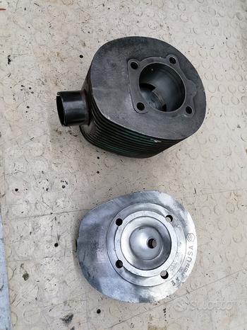 Testa pistone cilindro piaggio vespa px 200