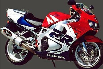 Scarico Marmitta Terminale Honda CBR 900 RR