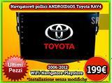 Autoradio GPS 9 pollici TOYOTA RAV4 2006-2012