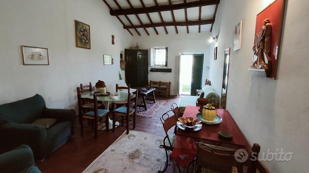 Abitazione piano terra a San Salvatore