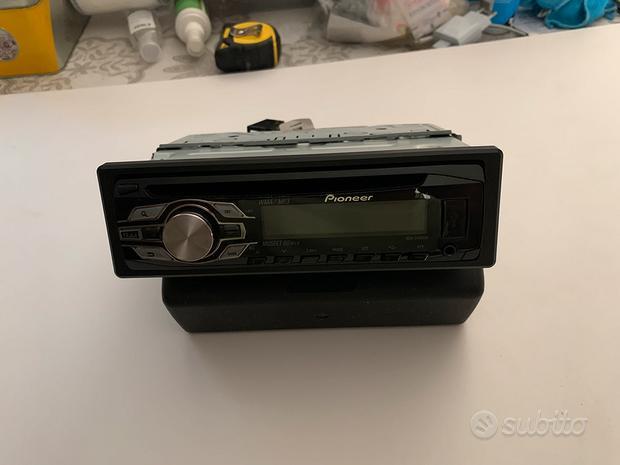 Autoradio Pioneer deh-2400ub B Aux e USB