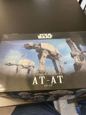 Star Wars Modellino AT-AT Nuovo