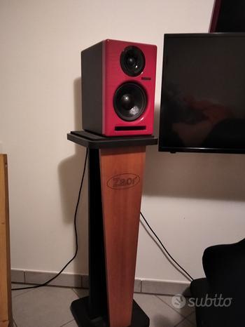 Studio monitor Phonic Acumen 6a+ piedistalli zaor