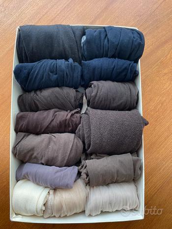 Stock collant vari colori