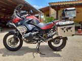 BMW r1200gs Adventure rossa