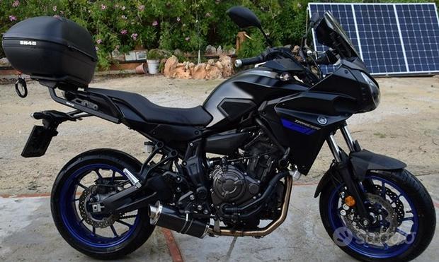 Power Carbon Roadsitalia Yamaha Tracer 700