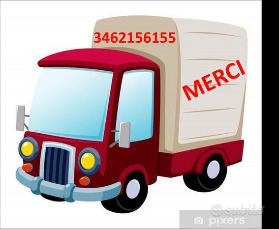 Piccoli traslochi trasporti trasporto merci Firenz
