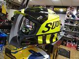 Casco motocross suomy mx speed