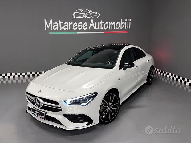 Mercedes CLA 35AMG RaceEdition+Luxury FINANZIABILE